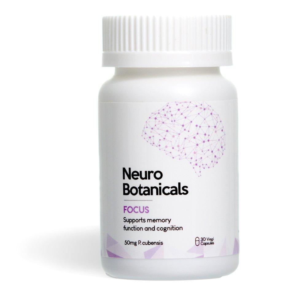 Neuro Botanicals Focus Mushroom Microdose